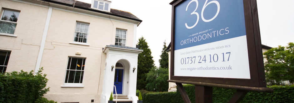 Reigate Orthodontics - Our Surgery